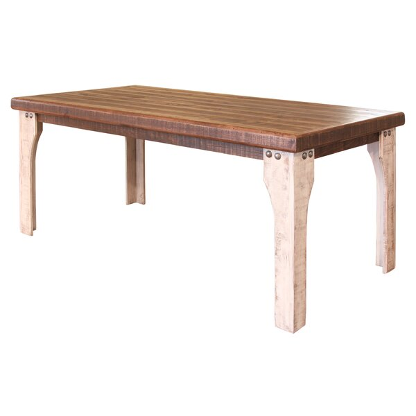 Wokingham Solid Wood Dining Table by August Grove August Grove