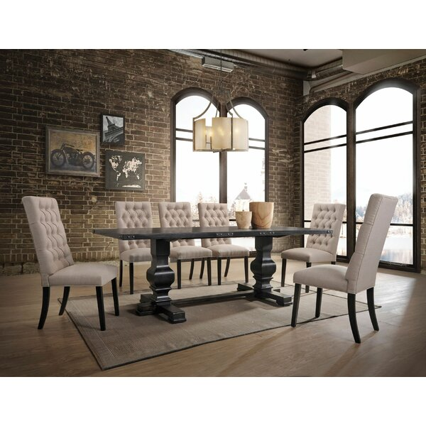 Tweedy 7 Piece Dining Set By Gracie Oaks No Copoun