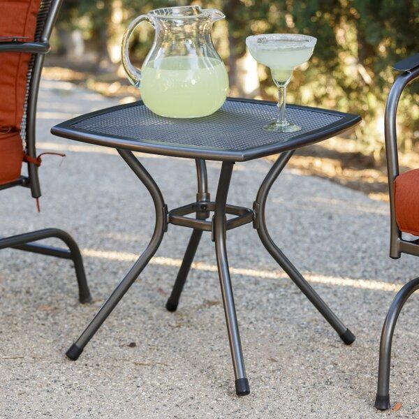 Capetown Metal Side Table by Winston Porter Winston Porter
