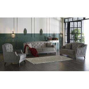 Berit 2 Piece Living Room Set by Rosdorf Park