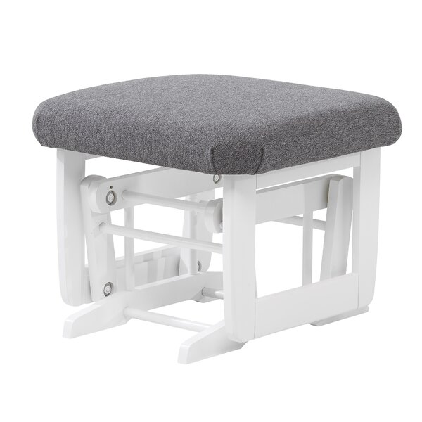Modern Frame Ottoman by Dutailier