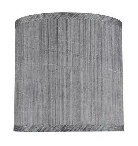 8 Fabric Drum Lamp Shade by Aspen Creative Corporation