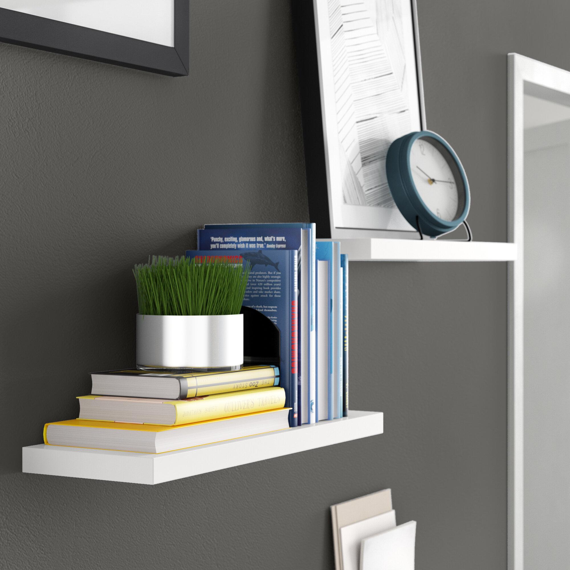 Kennesaw Floating Wall Shelf