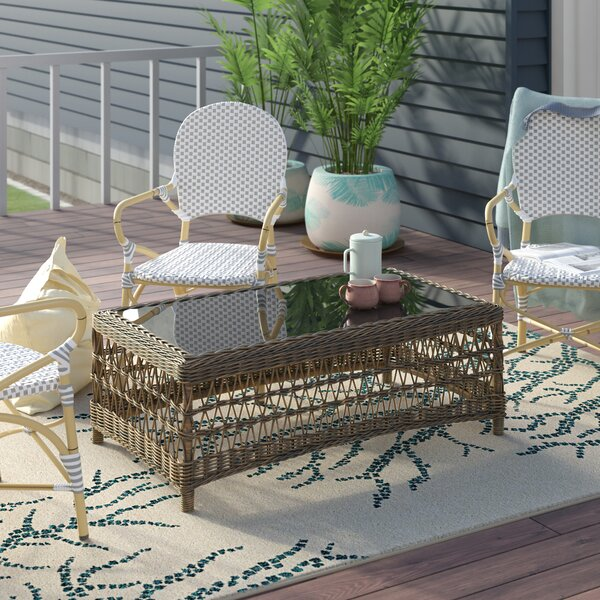 Elyse Coffee Table by Bay Isle Home