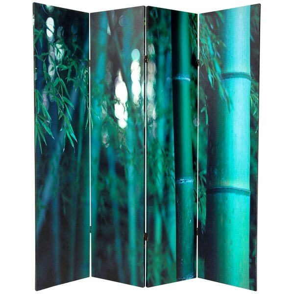 Lynn 4 Panel Room Divider by World Menagerie