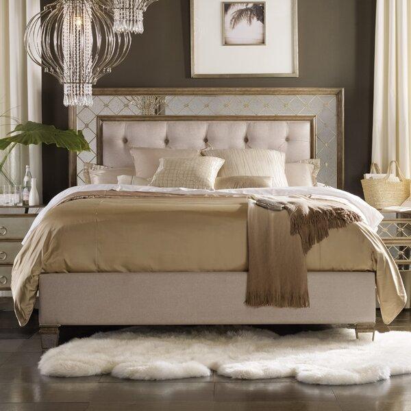 Sanctuary Upholstered Standard Bed by Hooker Furniture