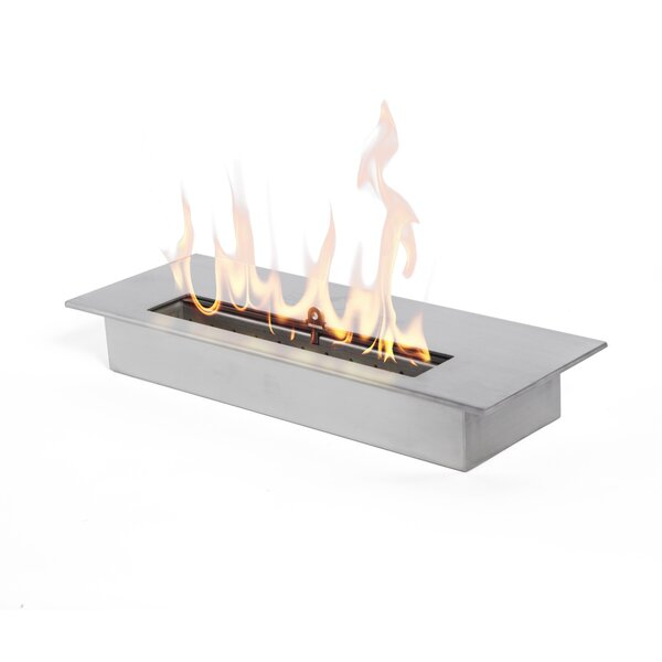 Bio-Ethanol Fireplace Insert By BioFlame