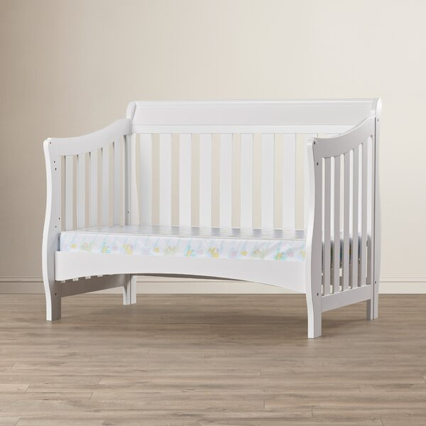 Madie Baby Bears Crib Mattress by Viv + Rae