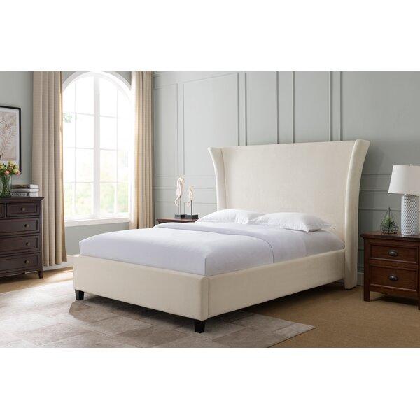Shamika Upholstered Standard Bed by Brayden Studio