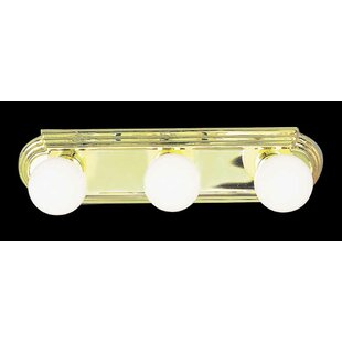 3-Light Bath Bar By Volume Lighting Wall Lights