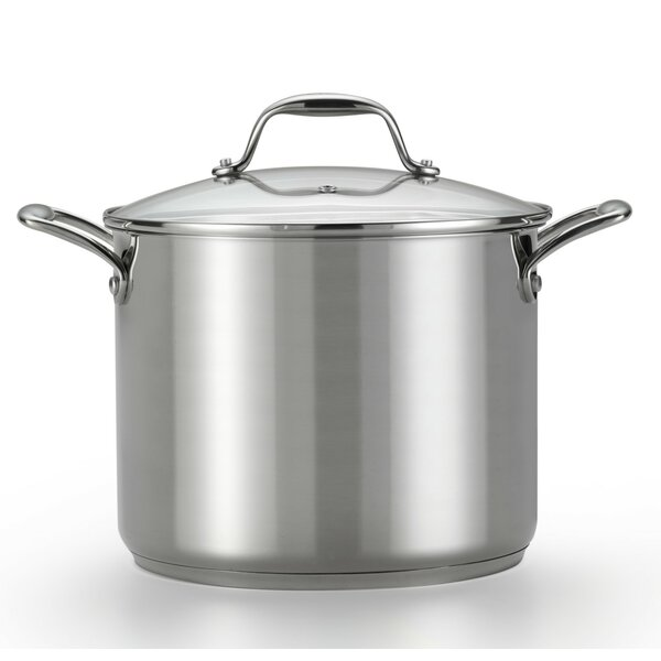 Performa X 8-qt. Stock Pot with Lid by T-fal