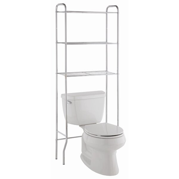 23.5 W x 67 H Over the Toilet Storage by Wildon Home ®