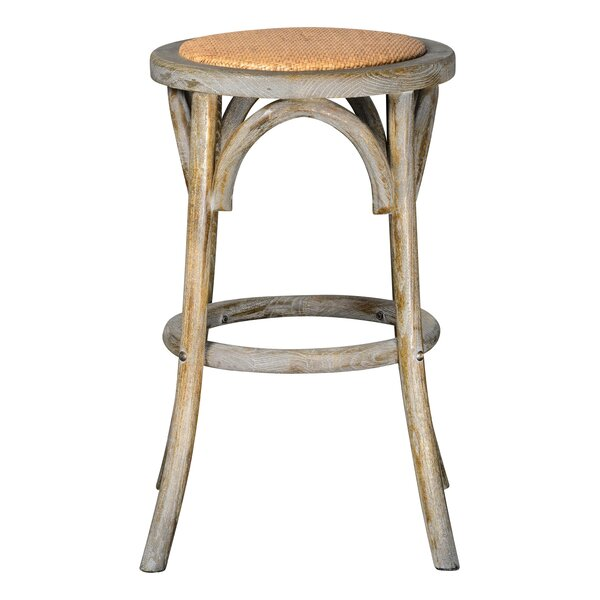 Hasnain 24'' Counter Stool by Gracie Oaks Gracie Oaks
