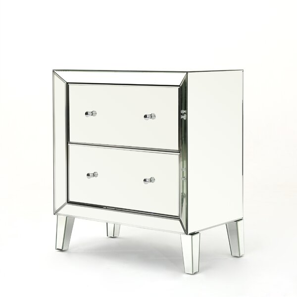 Safire2 Drawer Accent Chest by Rosdorf Park Rosdorf Park