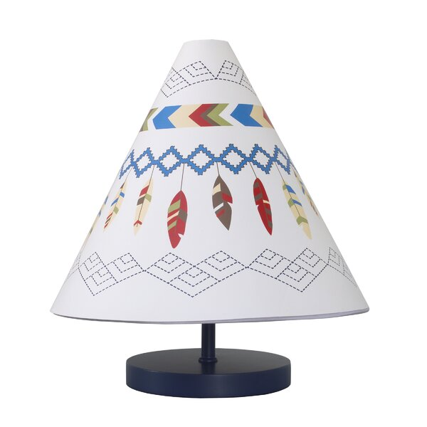 Tee Pee Table Lamp by NoJo