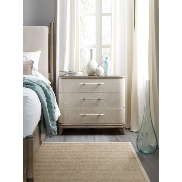 Affinity 3 Drawer Bachelors Chest by Hooker Furniture