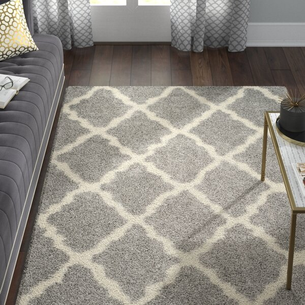 Charmain Gray Area Rug by Willa Arlo Interiors