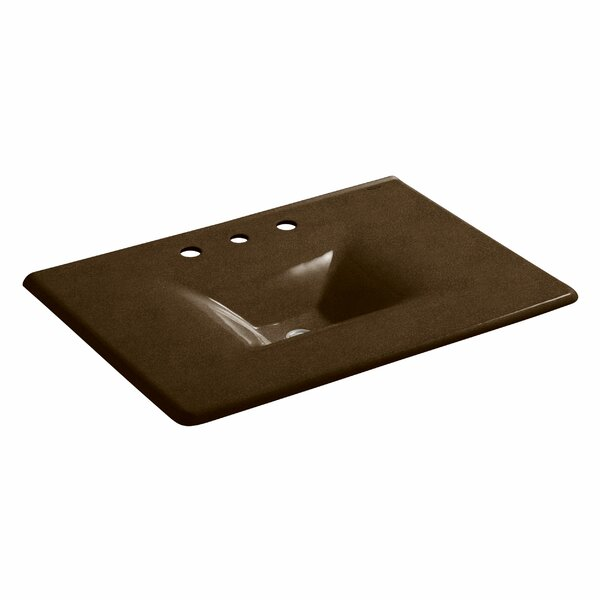Iron Impressions 32 Single Bathroom Vanity Top by Kohler