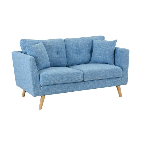 Hollar Small Space Loveseat by George Oliver