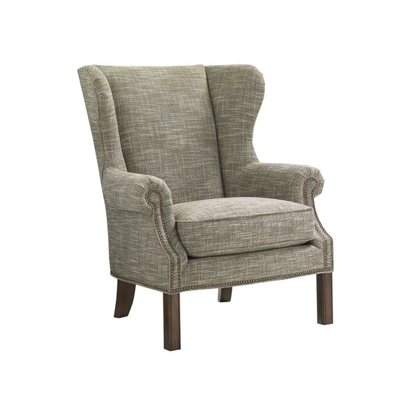 Logan Wingback Chair by Lexington