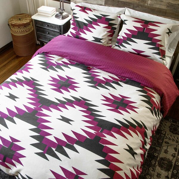 David Hart 2 Piece Reversible Comforter Set