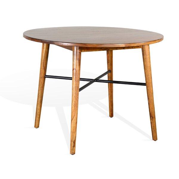 Stellert Round Counter Height Pub Table by Brayden Studio Brayden Studio