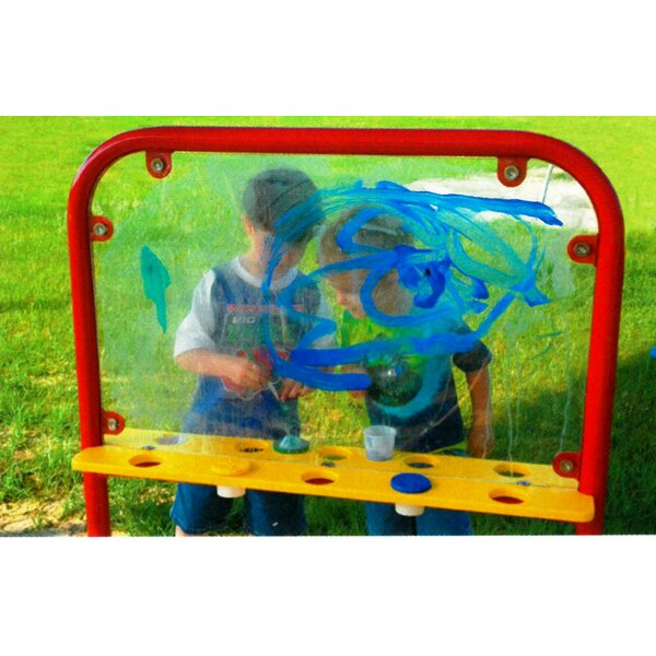 Freestanding Art Easel by Kidstuff Playsystems, Inc.