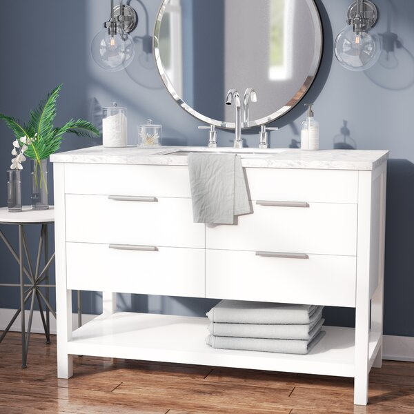 Knorr 48 Single Bathroom Vanity Set by Brayden Studio