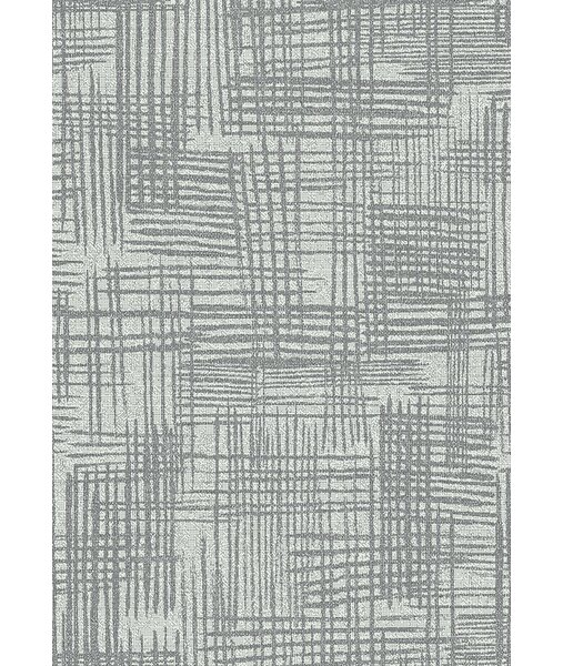Hawley Analog Gray Area Rug by Orren Ellis