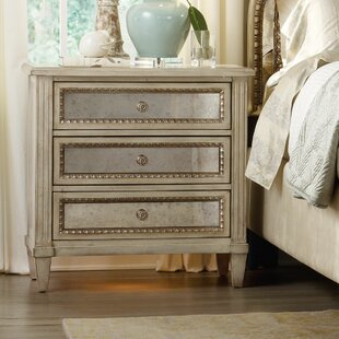 Inexpensive Sanctuary 3 Drawer Bachelor's Chest By Hooker Furniture