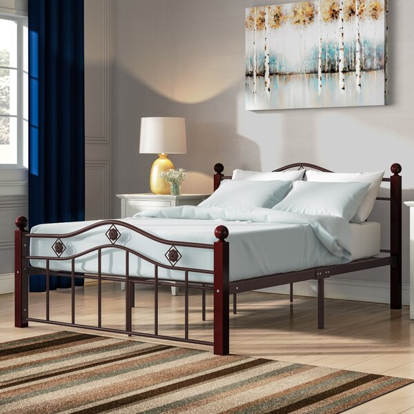 Anniston Platform Bed by Andover Mills