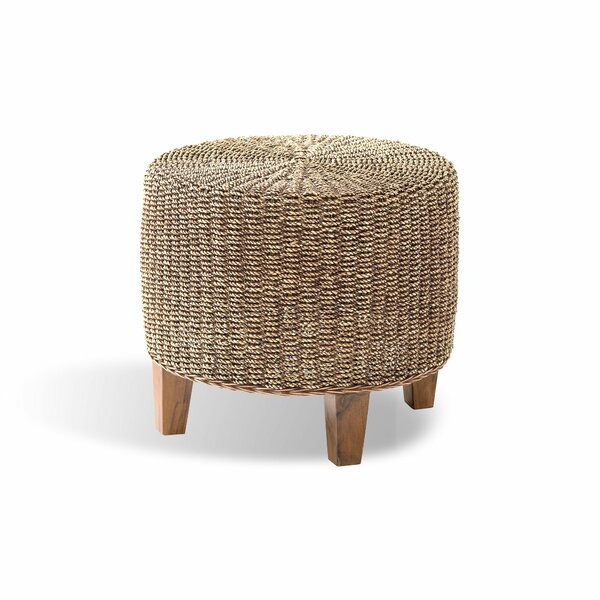 Seagrass End Table by Ibolili