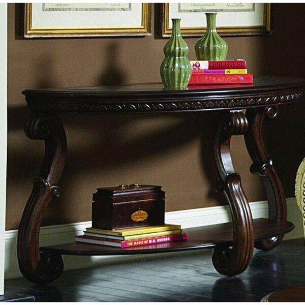 Dorazio Wooden Console Table By Astoria Grand
