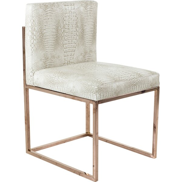 Upholstered Dining Chair by ModShop ModShop