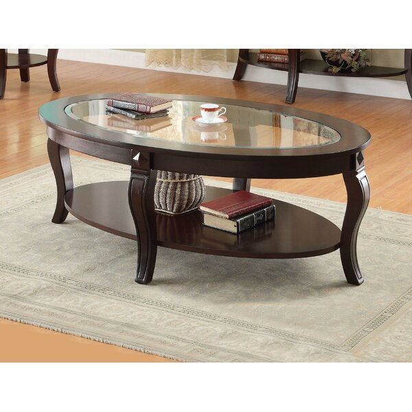 Rikard Coffee Table by Charlton Home