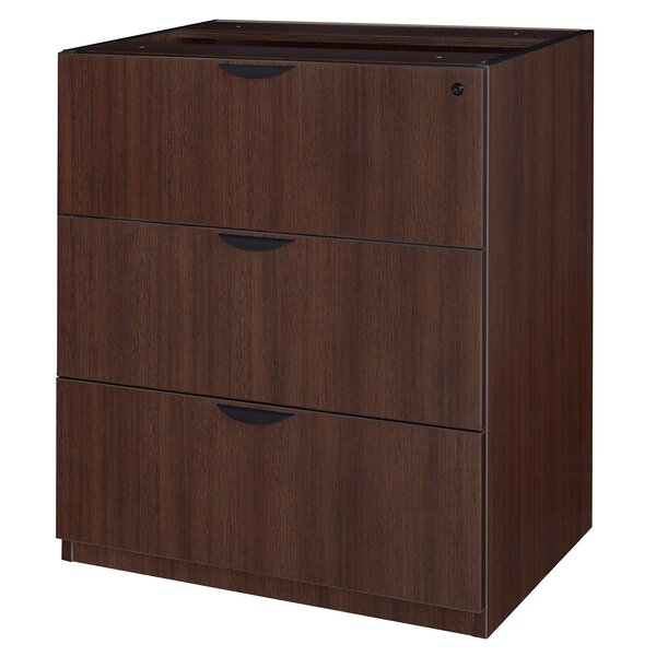 Linh Stand Up Lateral File 2-Drawer Lateral Filing Cabinet by Latitude Run