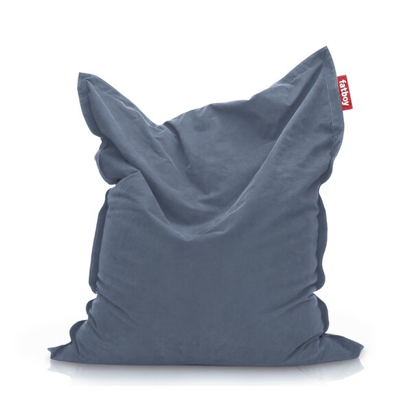 Original Stonewashed Bean Bag Lounger by Fatboy