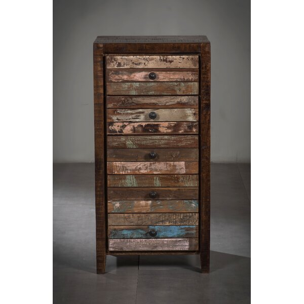 Hatteras 5 Drawer Lingerie Chest by World Menagerie