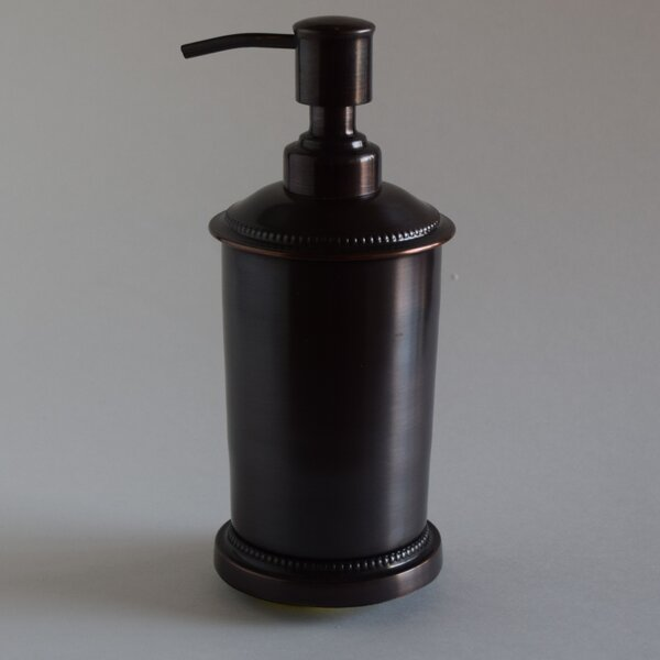 Weymouth Hand Crafted Soap Dispenser by Laurel Foundry Modern Farmhouse