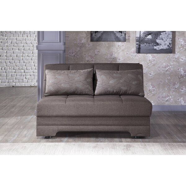 Modern Collection Gorney Loveseat by Latitude Run by Latitude Run