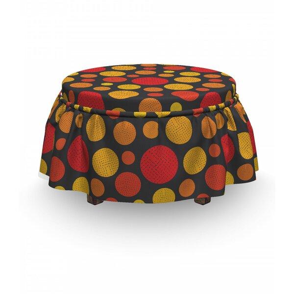 Buy Sale Box Cushion Ottoman Slipcover