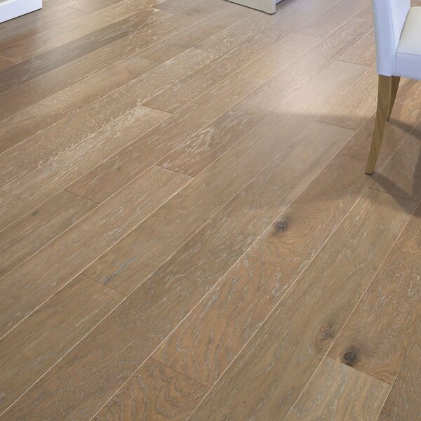 American Villa 5 Engineered Oak Hardwood Flooring in Ivory Coast by Mohawk Flooring
