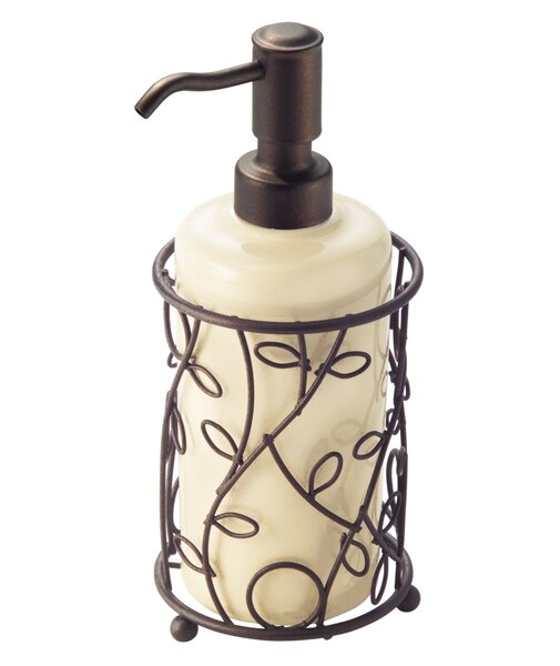 Augustine Soap Dispenser by The Twillery Co.