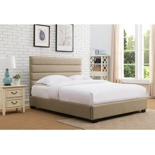 Penwell Upholstered Platform Bed by Latitude Run
