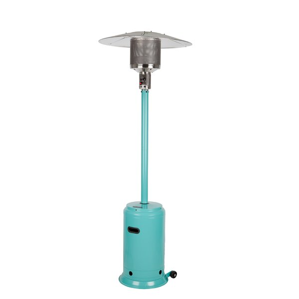 Lamarr 46,000 BTU Propane Patio Heater by Mercury