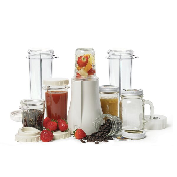 BPA Free Complete Personal Extra Large Blender with Grinder by Tribest