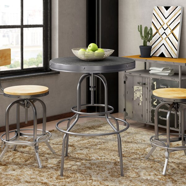 Keri Adjustable Pub Table by Trent Austin Design