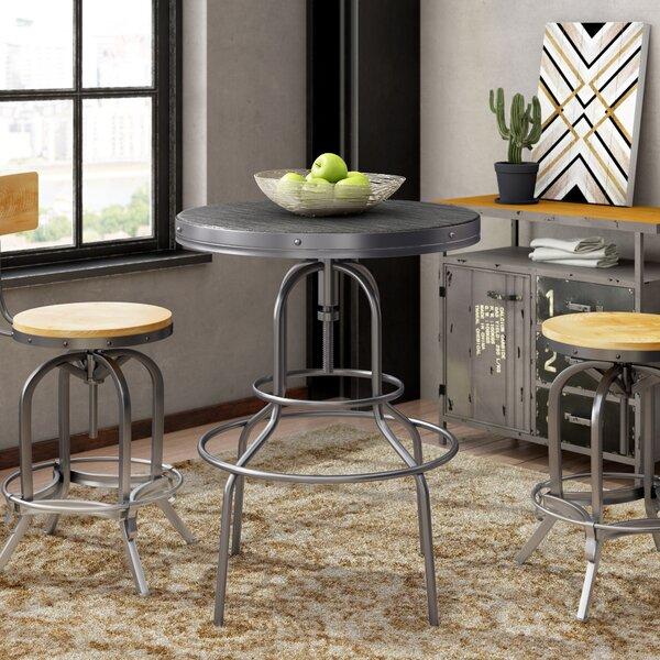 Keri Adjustable Pub Table by Trent Austin Design