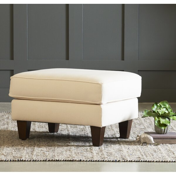 Carlee Ottoman by Wayfair Custom Upholstery™