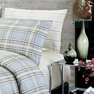 Best Levins 200 Thread Count Cotton Sheet Set ByGracie Oaks